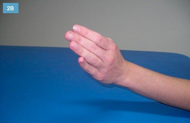 Ćwiczenie krążenie ręką