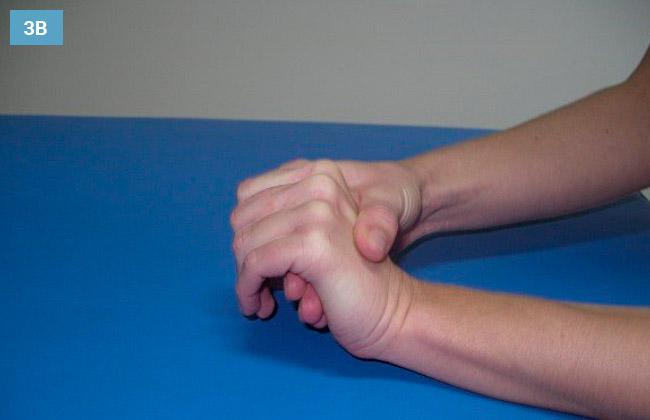 Ćwiczenie zginanie palców