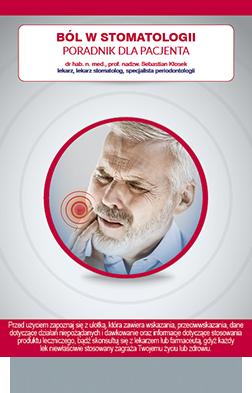 Ból w stomatologii - Poradnik dla pacjenta